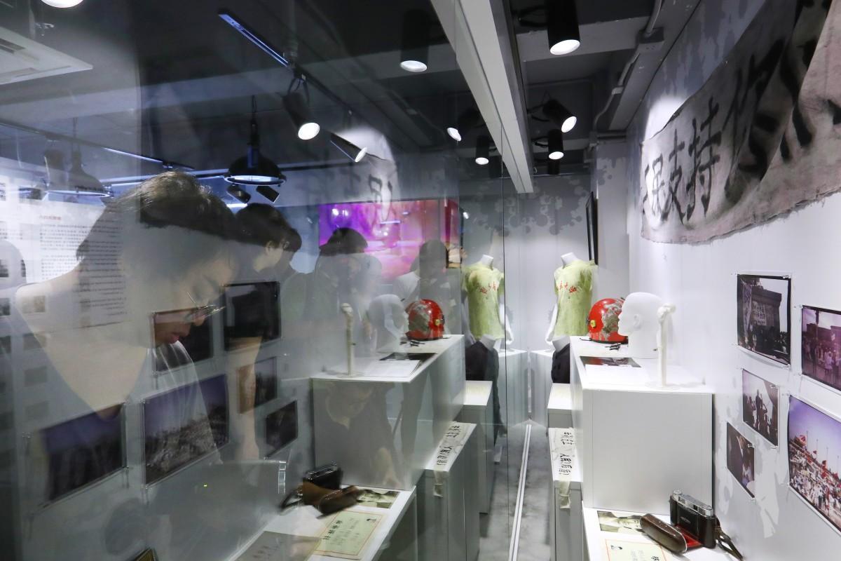 Hong Kong Tiananmen memorial museum reopens in Mong Kok