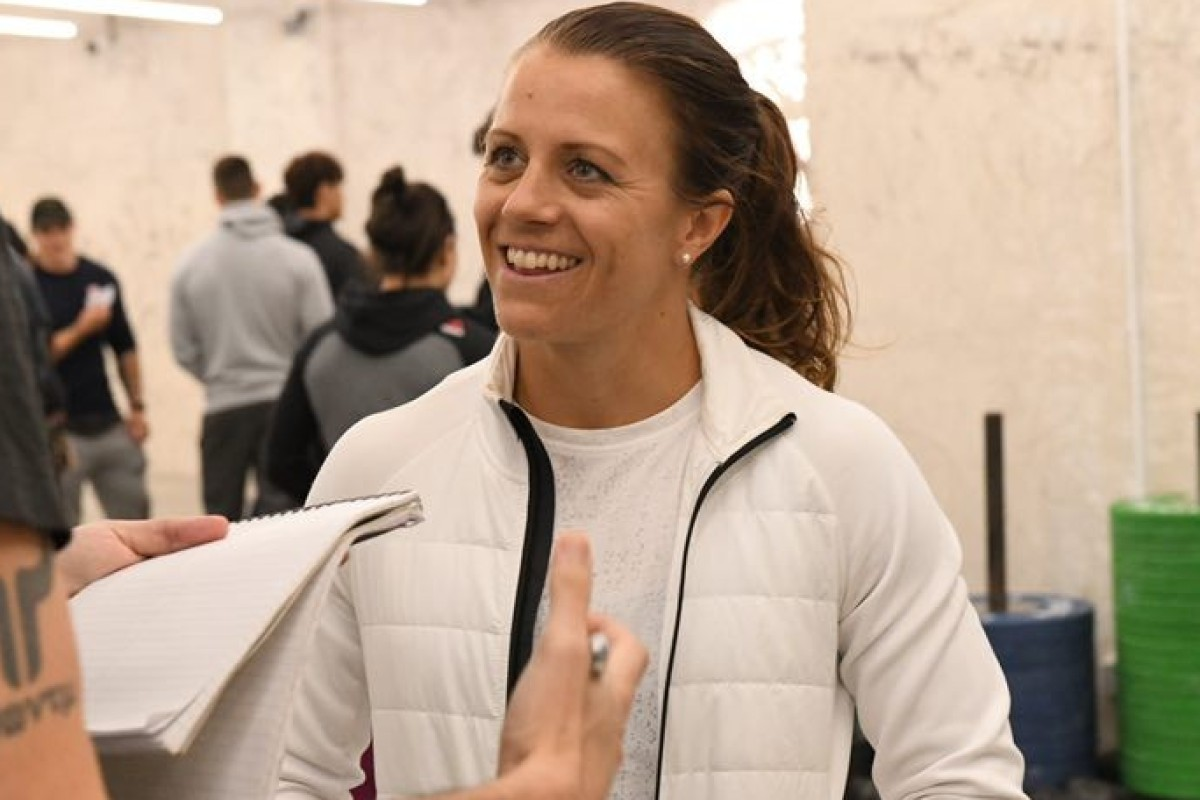 'This is me versus me': Norway's Kristin Holte on being favoured to win Asia CrossFit Championship