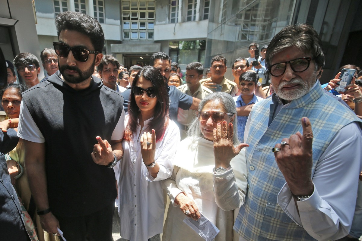 India election: Mumbai's rich and famous cast their votes | South