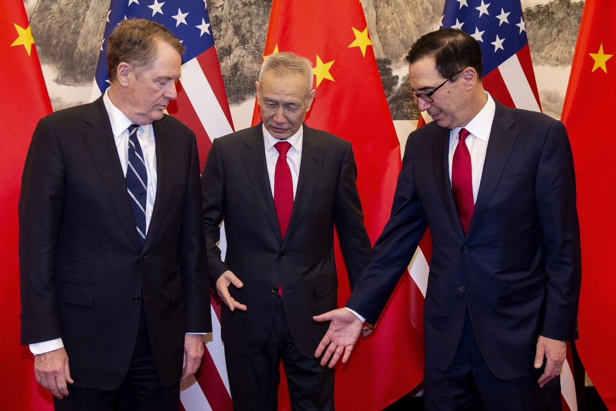 US-China trade war talks set to resume in Beijing but big issues