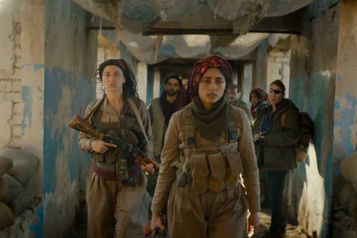 Girls of the Sun film review: Golshifteh Farahani fights