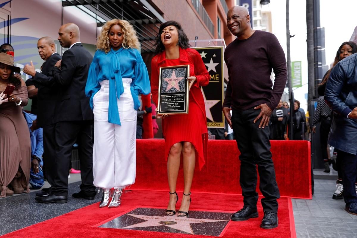 Image result for Taraji P. Henson and Mary J. Blige friendship