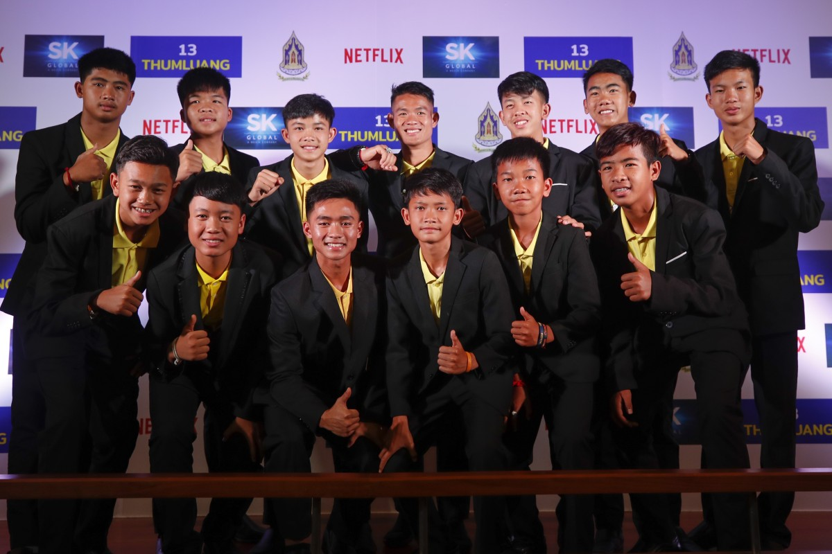 Thailand cave rescue to be turned into Netflix production by