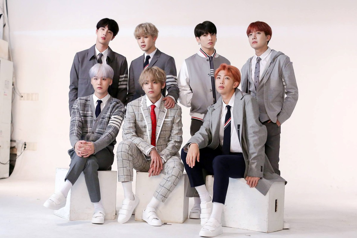 Are BTS the next Beatles? The K-pop kings are climbing the charts