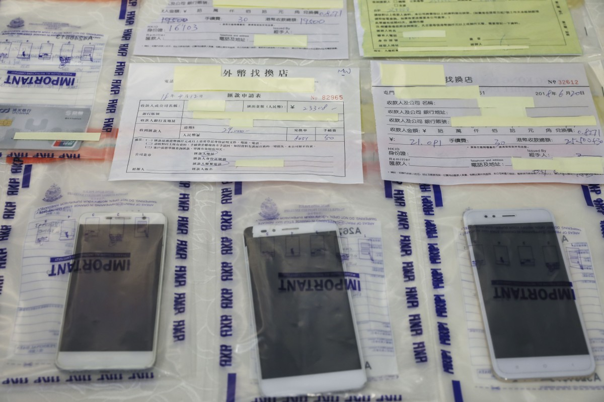 Police report a surge in number of Hongkongers duped by