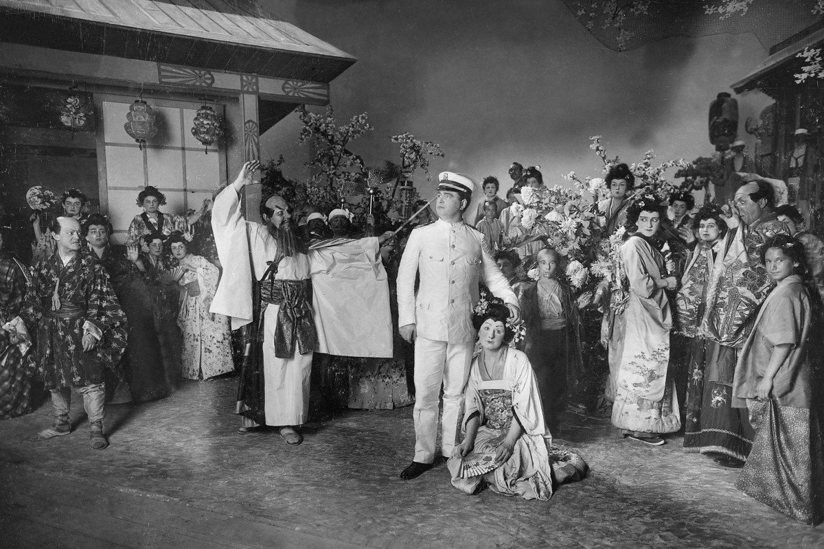 b53816911 A 1907 performance of Madama Butterfly