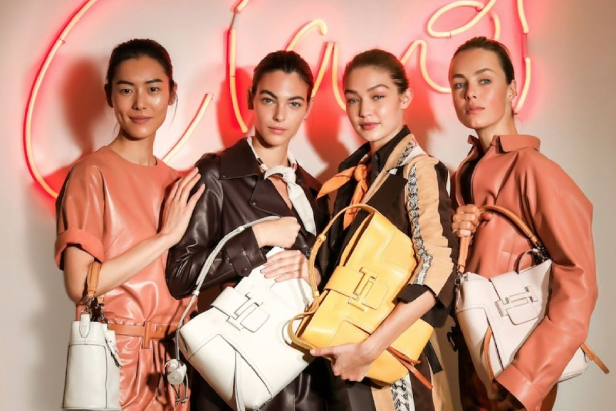 f43e17cc95d The 'Ciao by Tod's' campaign launched by the Italian leather goods company,  Tod's