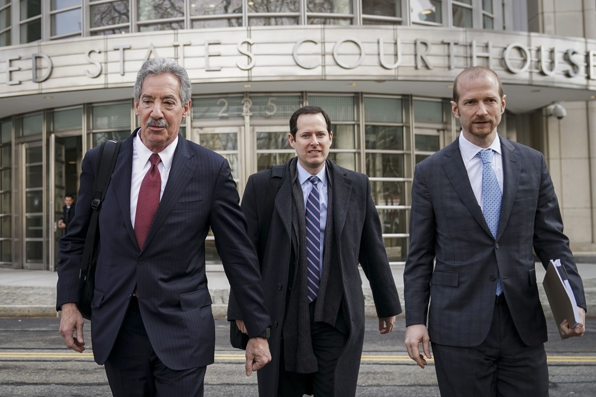 US moves to disqualify Huawei lead defence lawyer James Cole