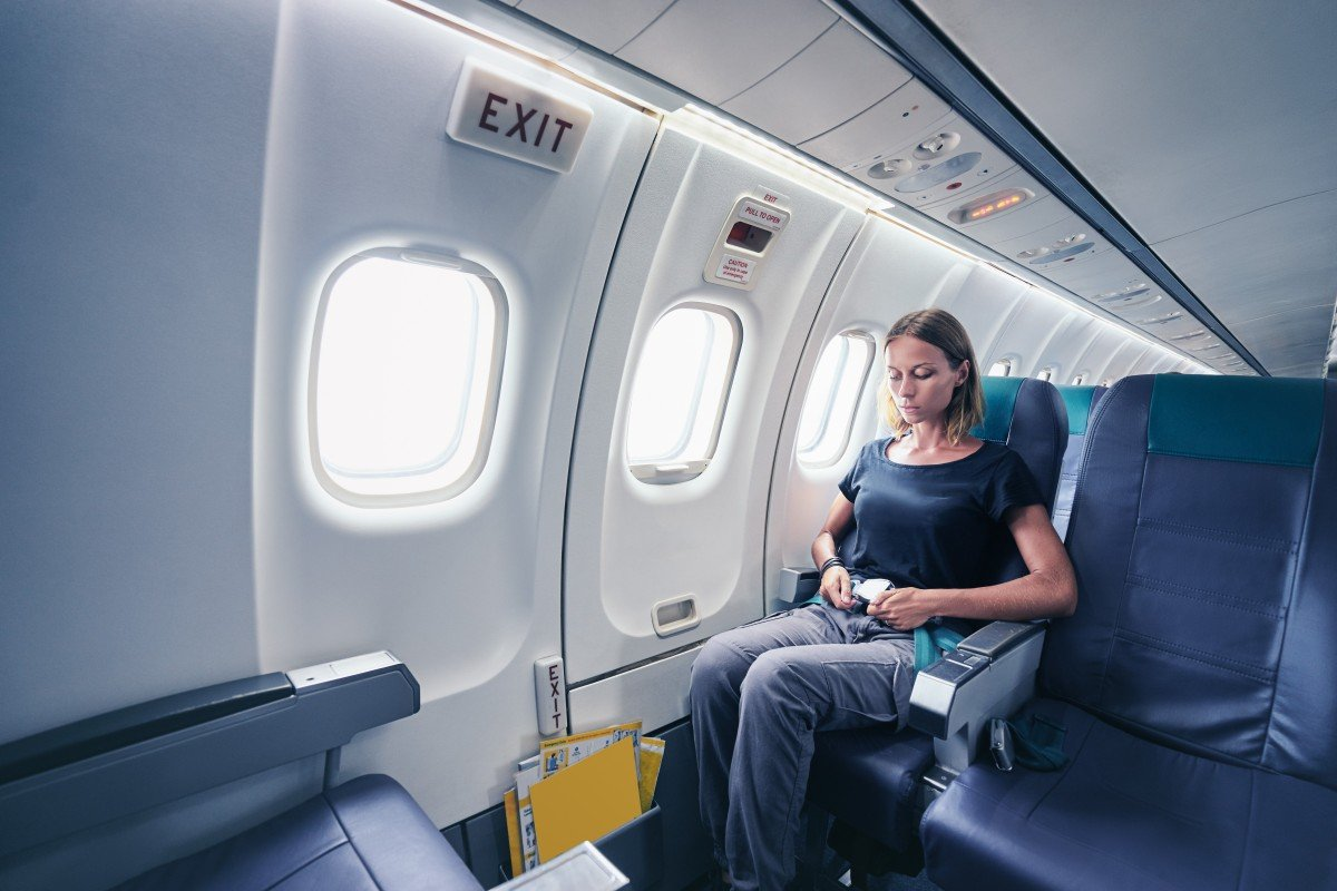 How the extra legroom in plane emergency exit rows comes ... Aa Traveler Master Switch Wiring Diagram on