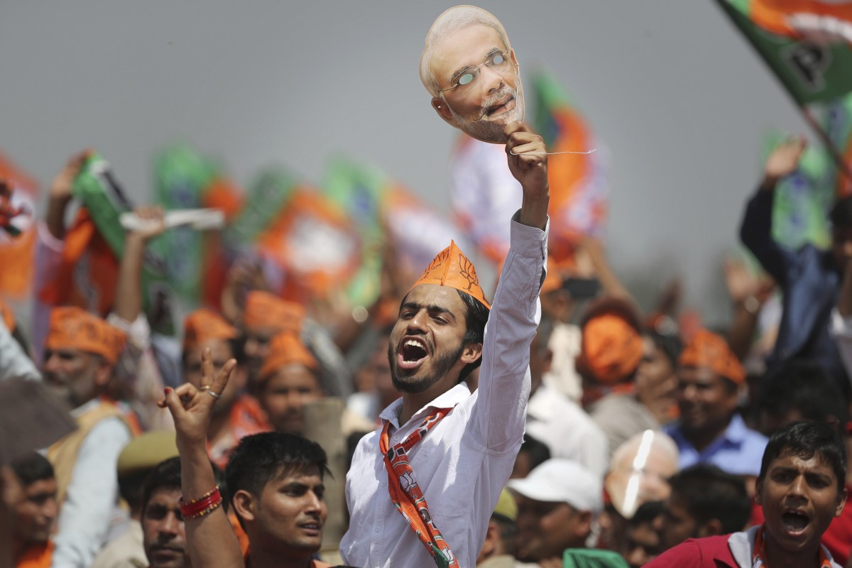 Indian election campaigns have made hate speech and the
