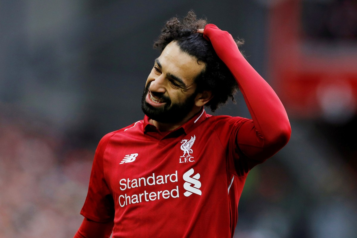 Concussed Mohamed Salah Out Of Champions League Clash