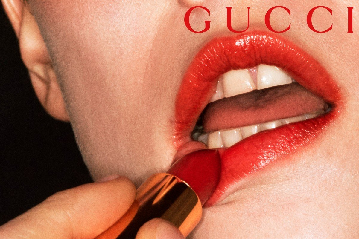 820bc1387 Gucci lipstick, anyone? Alessandro Michele channels his quirky ...