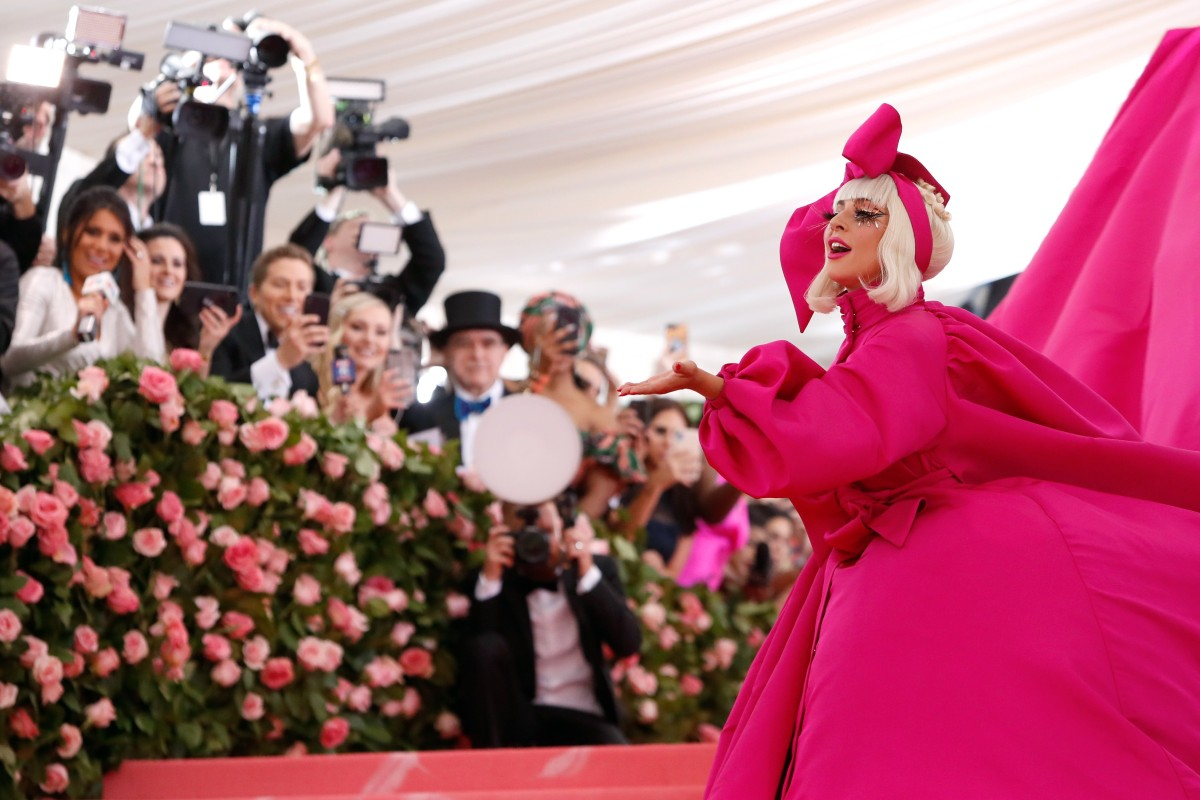d6a351a174d Met Gala red carpet: Lady Gaga strips, Jared Leto sees double and ...