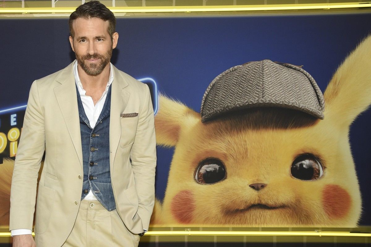 Ryan Reynolds on new Pokemon film and what's next for