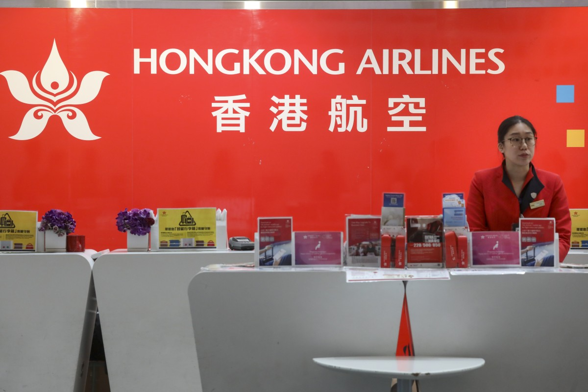 Troubled Hong Kong Airlines faces yet another headache as its auditor resigns, a company filing shows