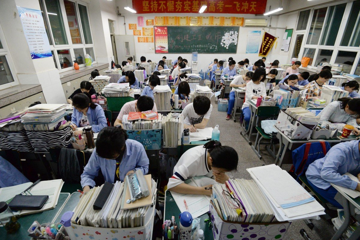 China roots out its 'gaokao migrants' as university entrance exam