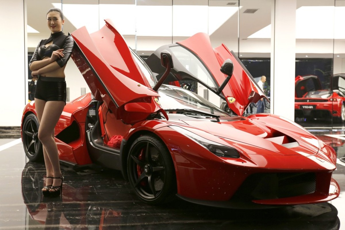 Chinese cash fuels vast luxury car money-laundering scheme