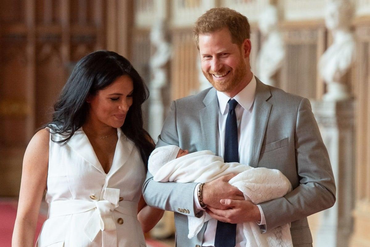 Baby Sussex