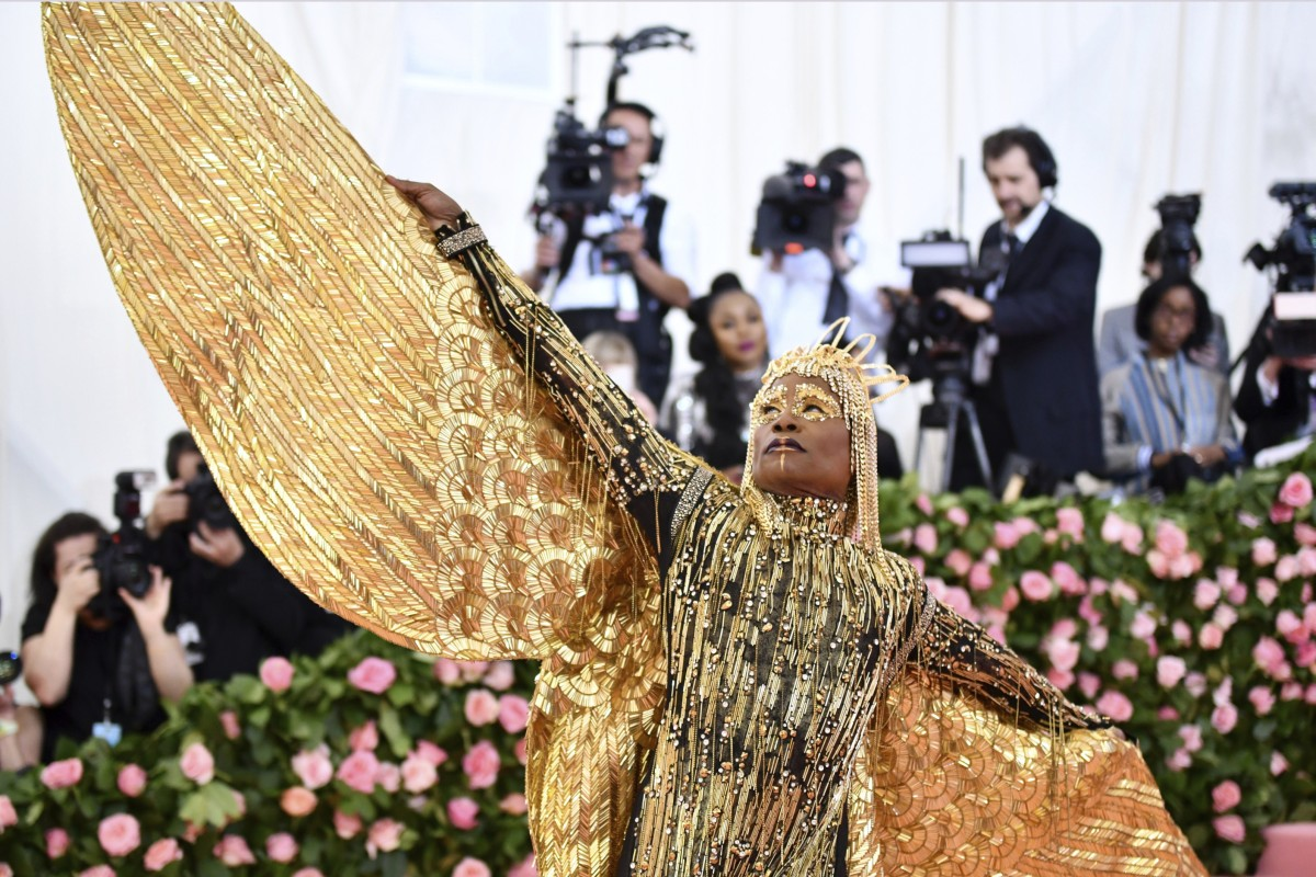901e1eb15f53dd Actor Billy Porter soared above other Met Gala attendees with his elevated  take on the theme
