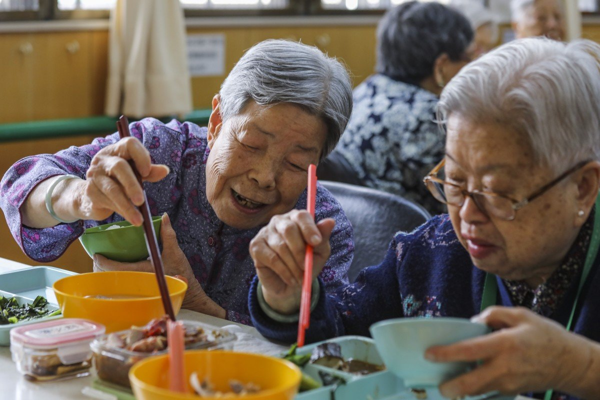 As Hong Kong ages, carers of elderly relatives need more