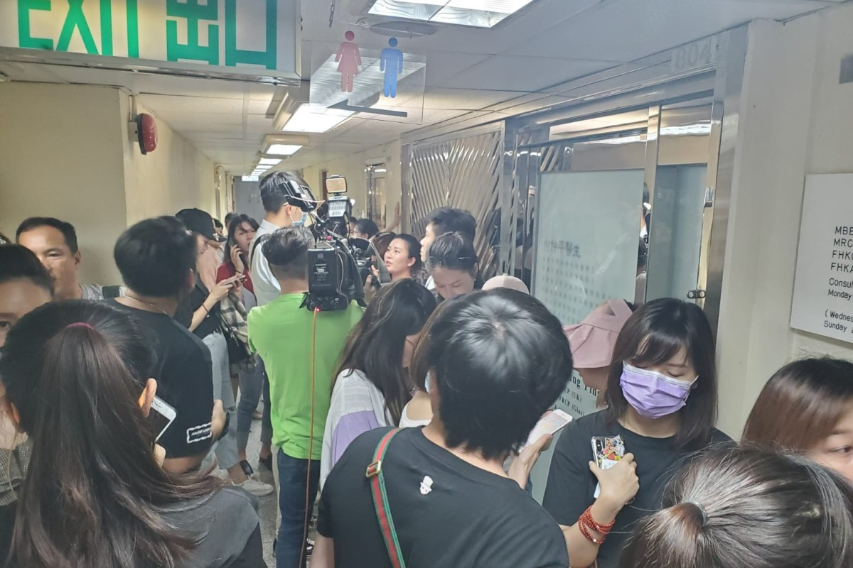 Hong Kong health authorities probe at least one private clinic over fears smuggled cervical cancer vaccine...
