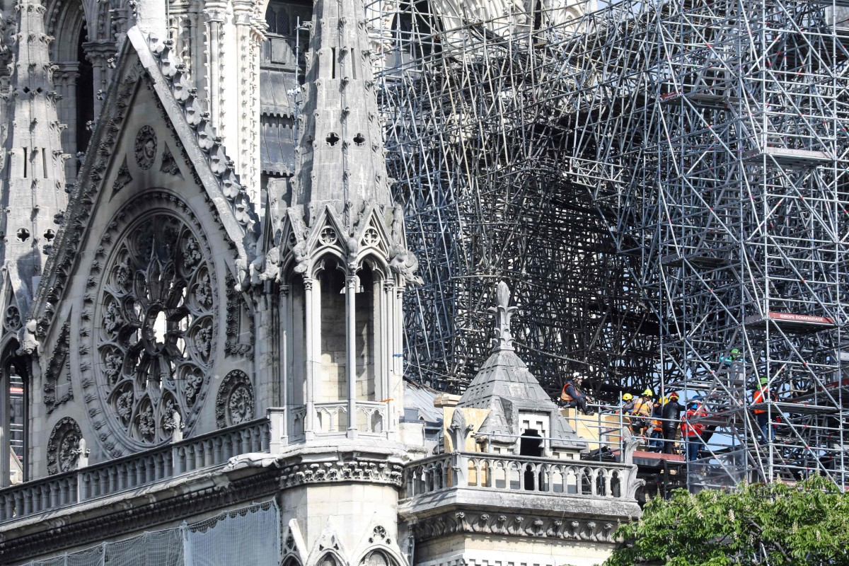 French MPs debate controversial law to restore Notre-Dame in just five years
