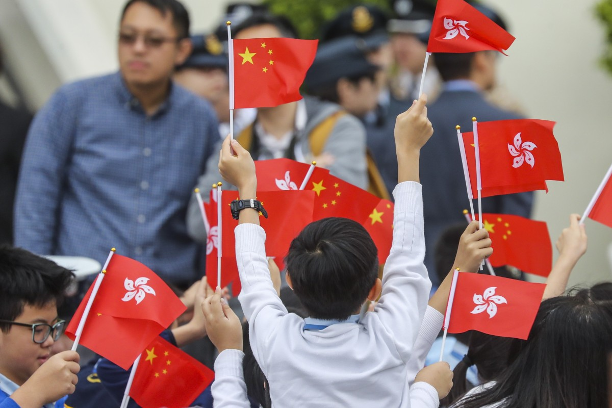 Mainland Chinese officials come out in support of Hong Kong's