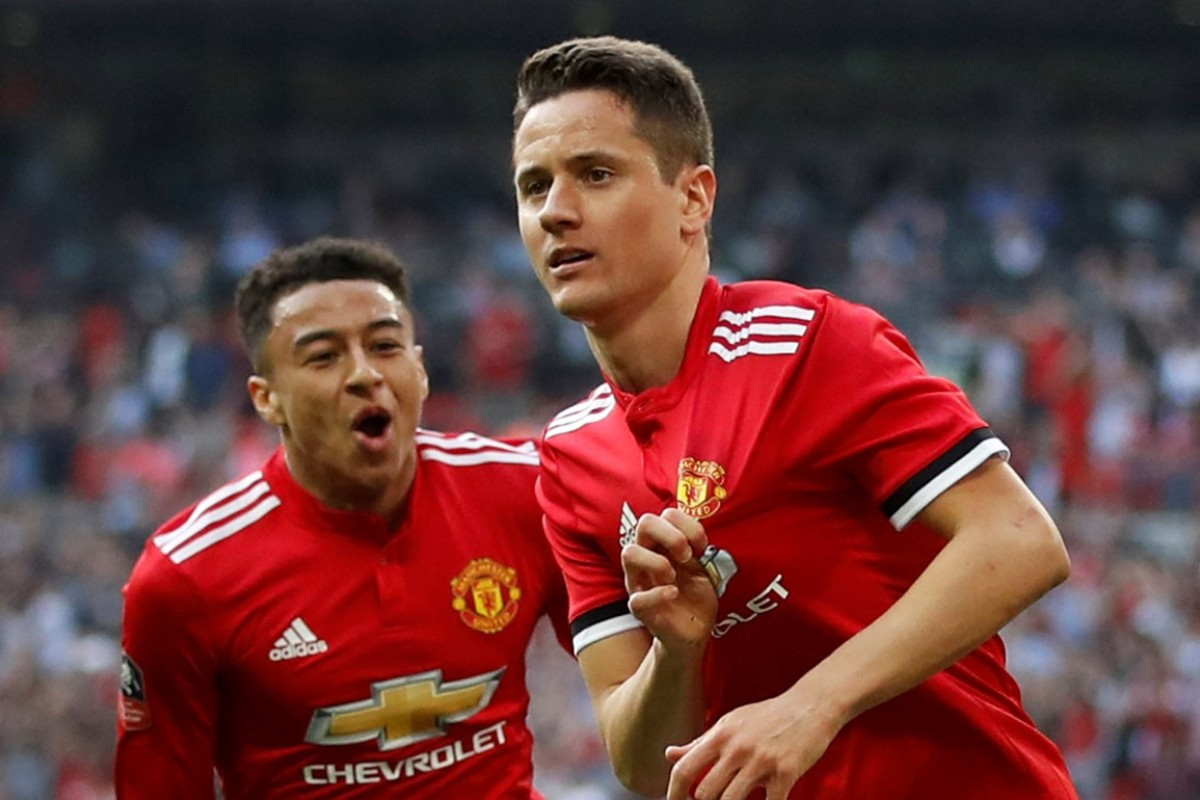 Ander Herrera leaving Manchester United shows just how much of a