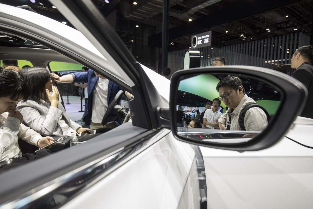 Shakeout looms for China's electric car market, as 80 per