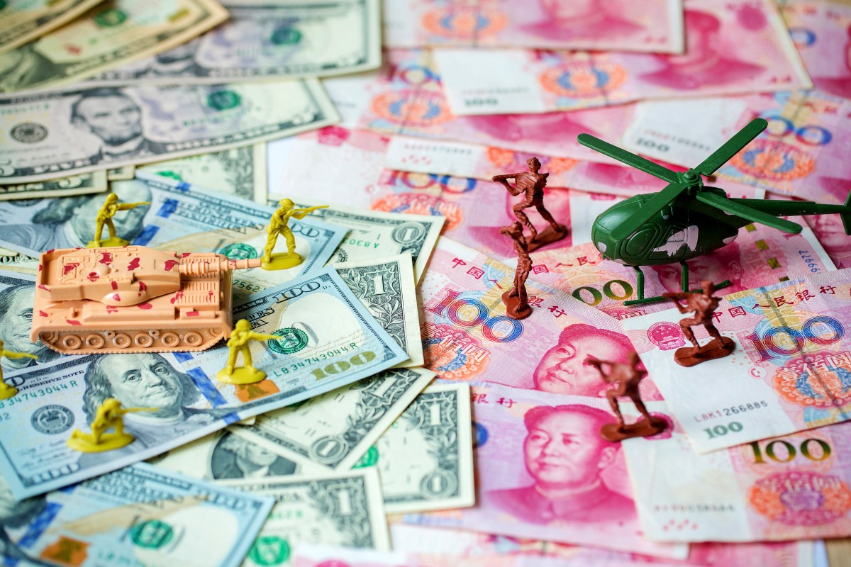 Will China use its US$1 2 trillion of US debt as firepower