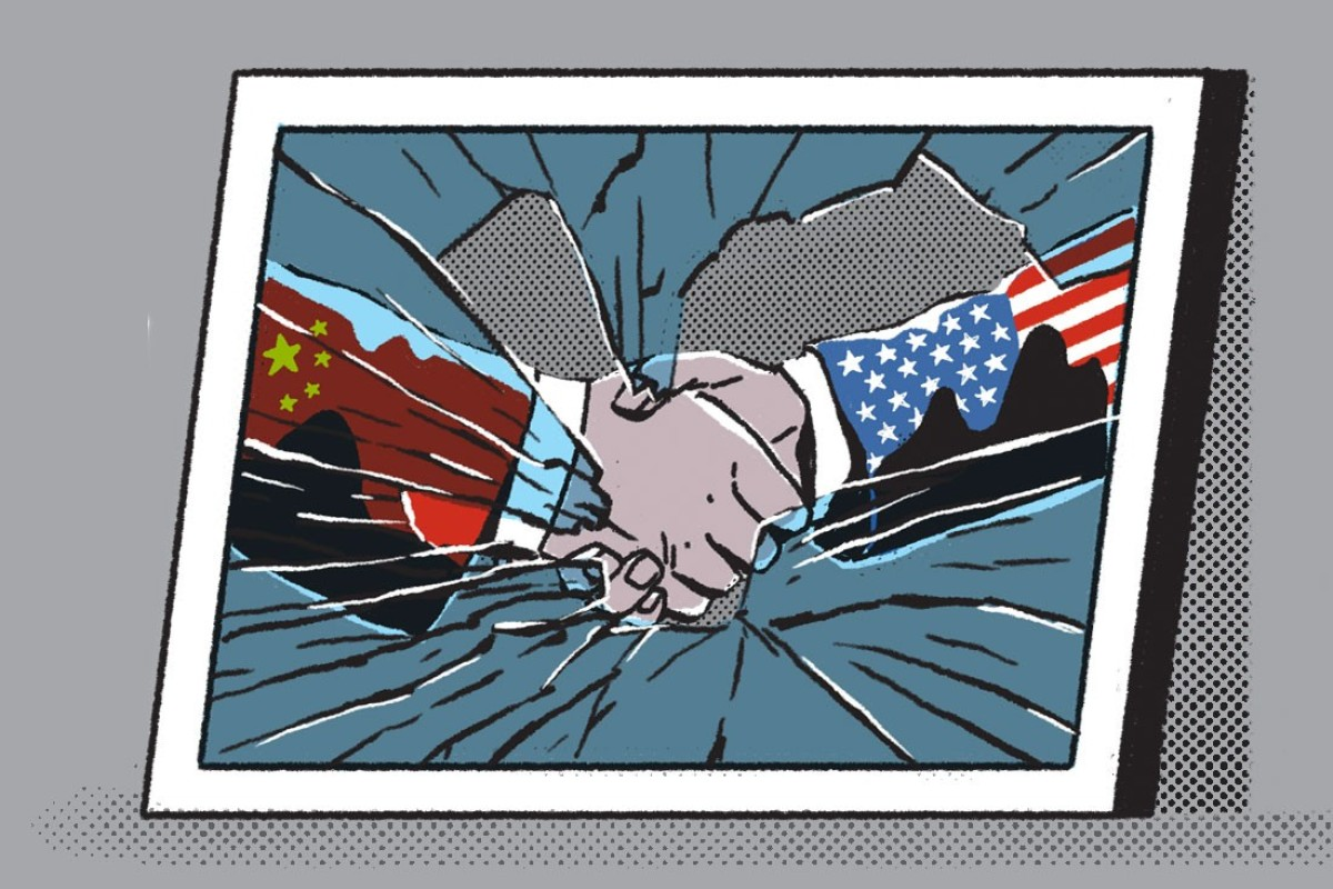 Beyond the China-US trade war: what next for the world's two giants?