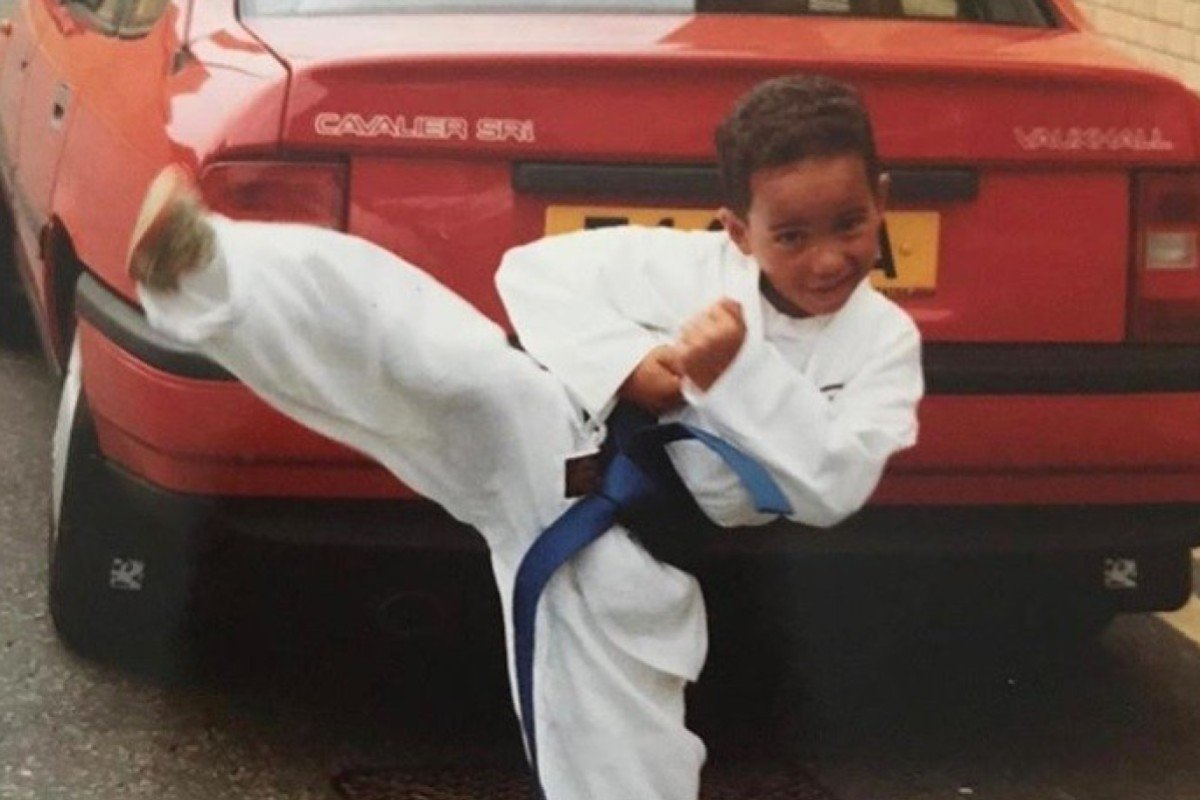 Lewis Hamilton reveals how he turned to martial arts to take