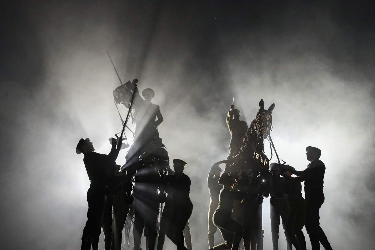 War Horse review: equine puppets the stars of show about the bond between man and horse