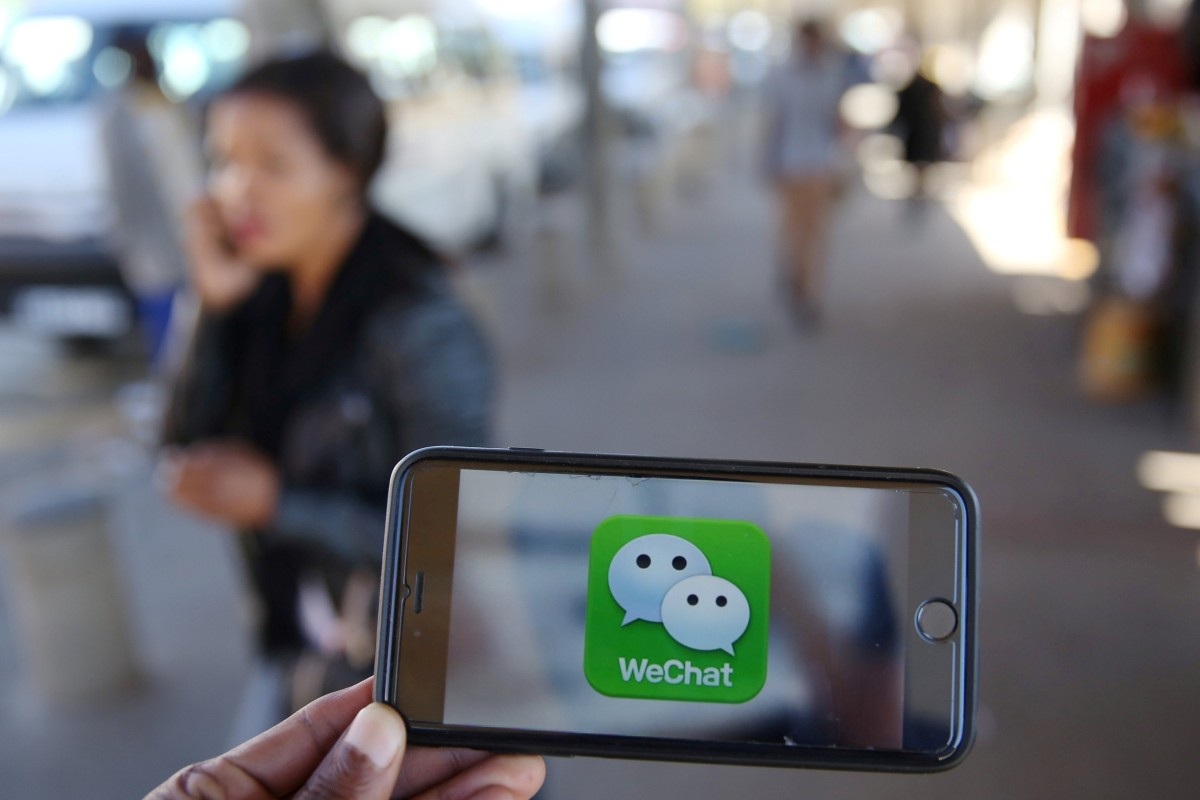 Tencent's WeChat blocks learning apps from incentivising users to spam, saying it breaks rules