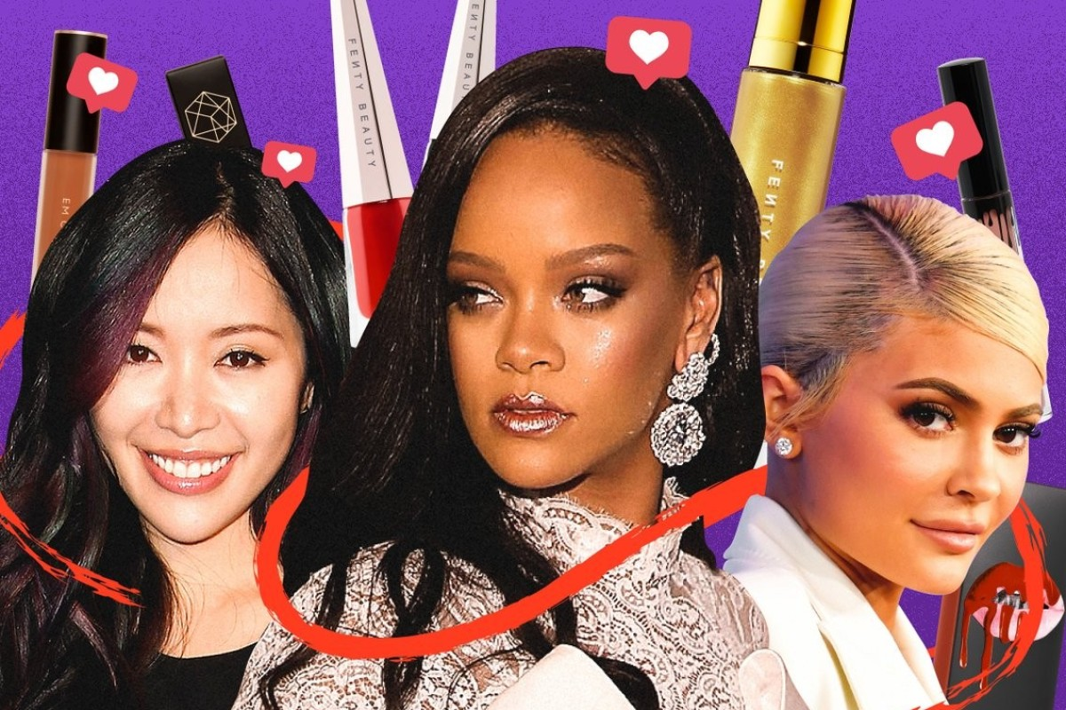 cb913d56d56 From Michelle Phan to Rihanna and Kylie Jenner, the new generation of super  wealthy is