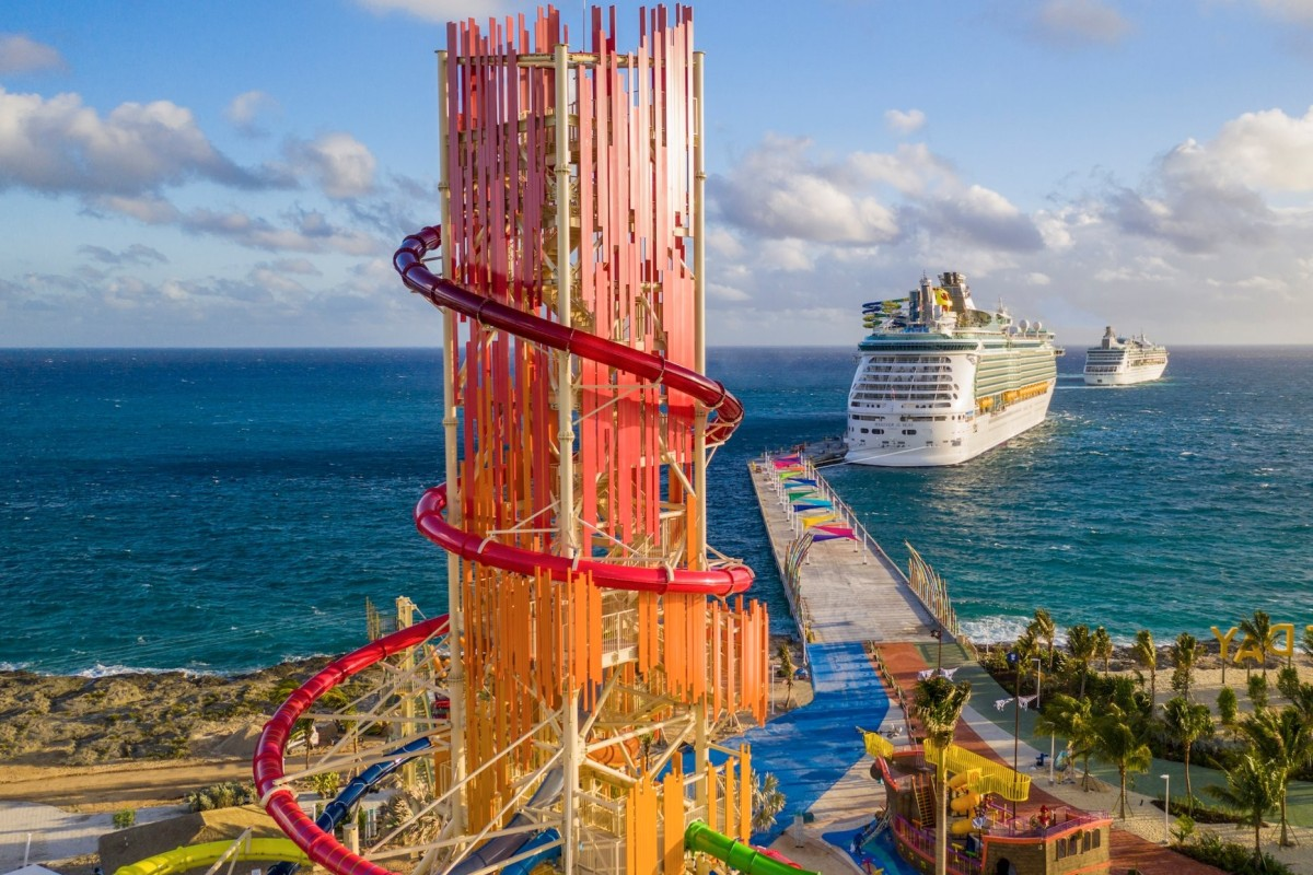 80bfea993a2 Royal Caribbean s Perfect Day at CocoCay is a private island in the Bahamas  for the exclusive