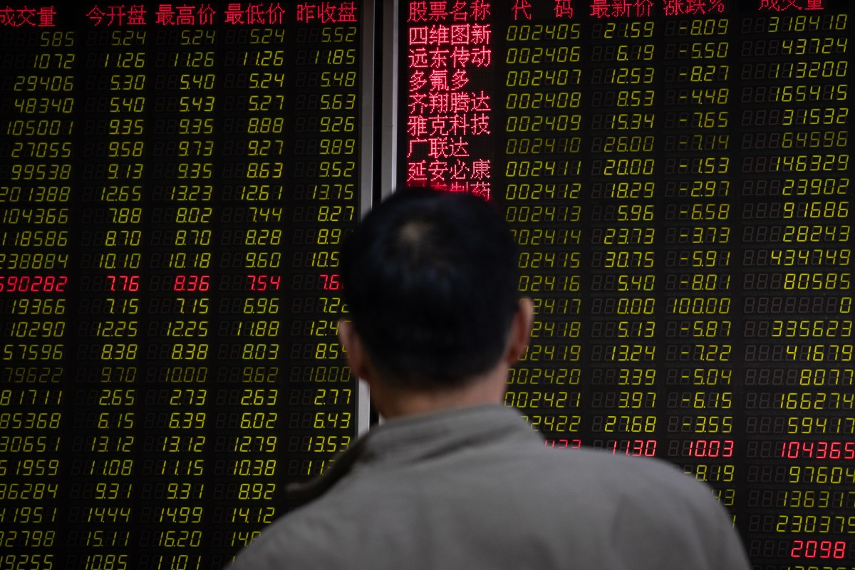 Smart money pulls out of China's equity market via Hong Kong as