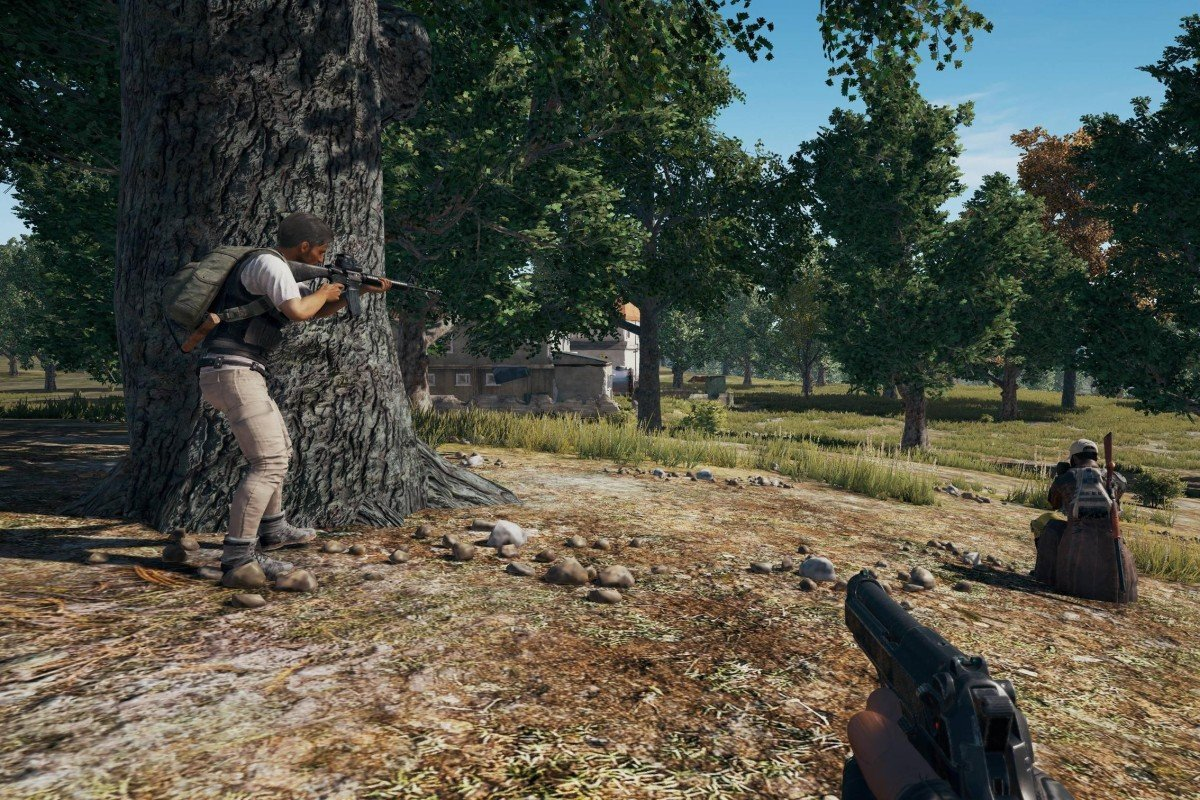 Tencent Cashes In With Pubg Mobile Game Replacement As Title Takes
