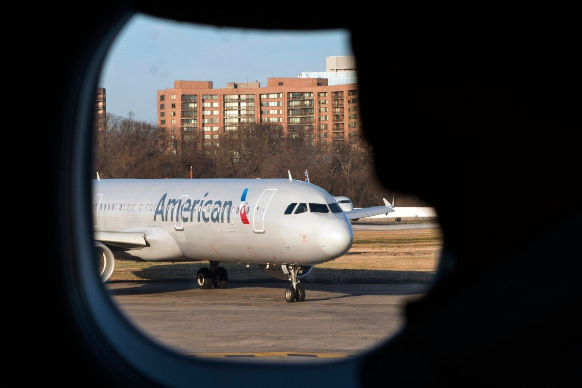 US orders suspension of all passenger and cargo flights