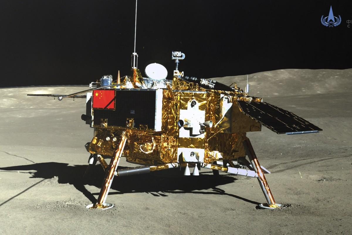 China's lunar rover, Yutu, has made a groundbreaking discovery. Photo: Xinhua