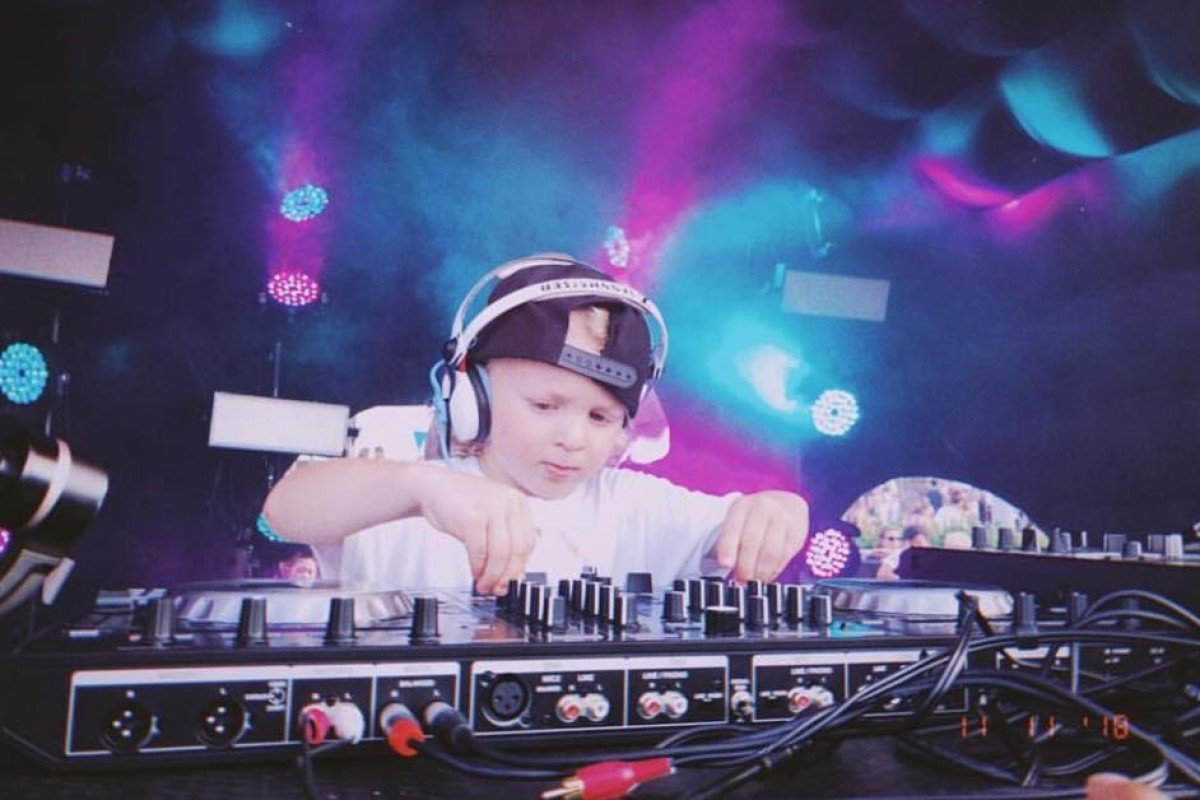 Video: watch Archie from Hong Kong, the world's youngest DJ