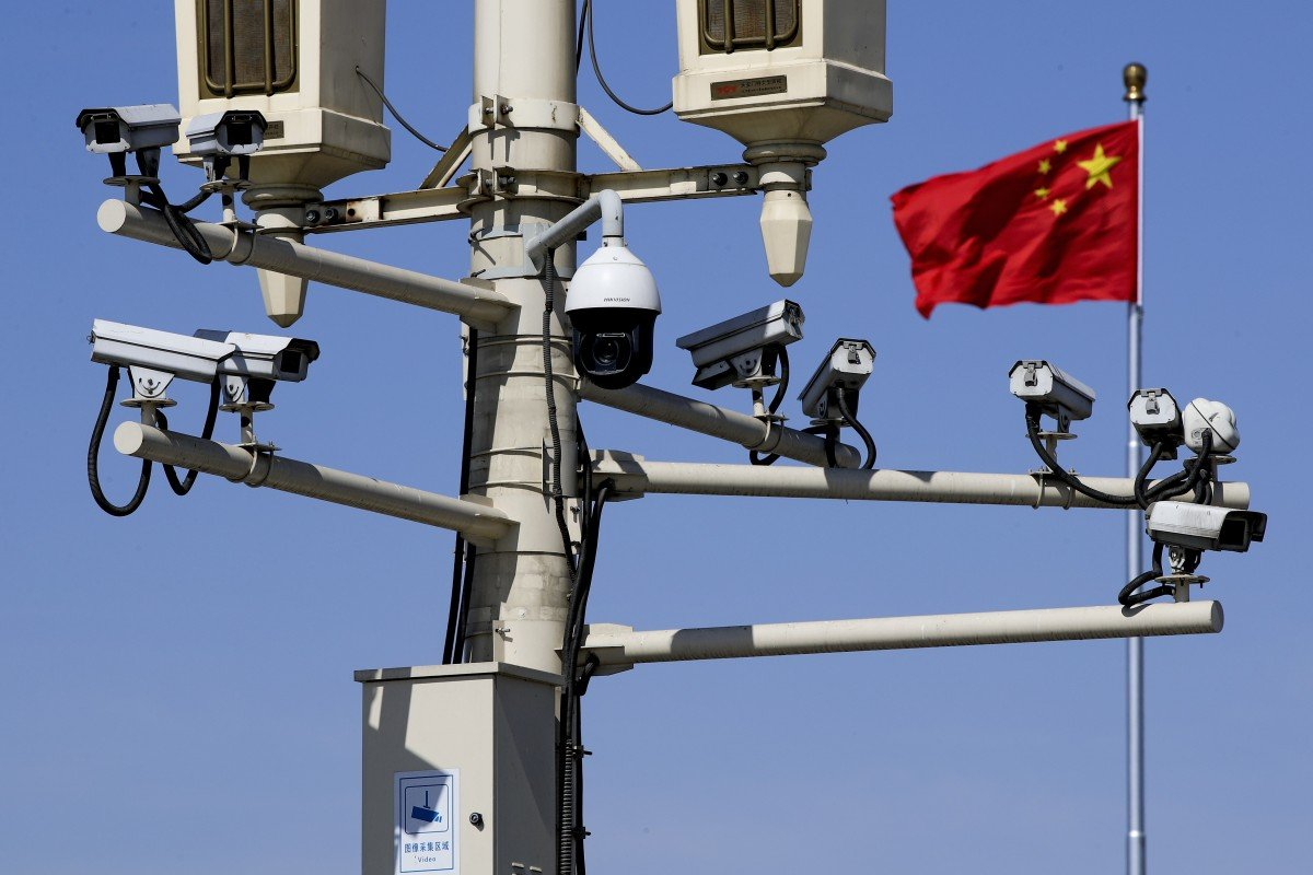 Camera 360 Degrés >> How 9 11 And China S Plan For Blanket Surveillance Created A Wave