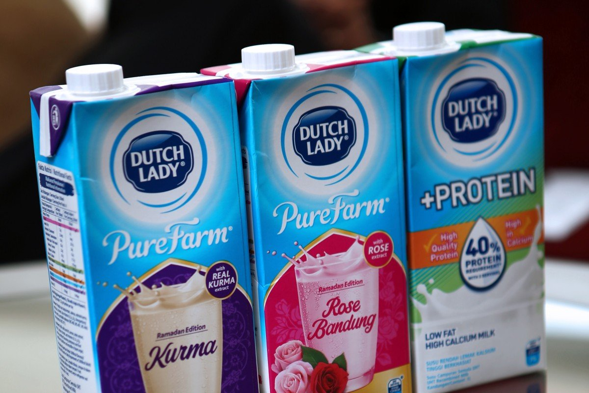 Dutch Lady Story The Malaysian Milk Brand With Roots Half A World Away South China Morning Post
