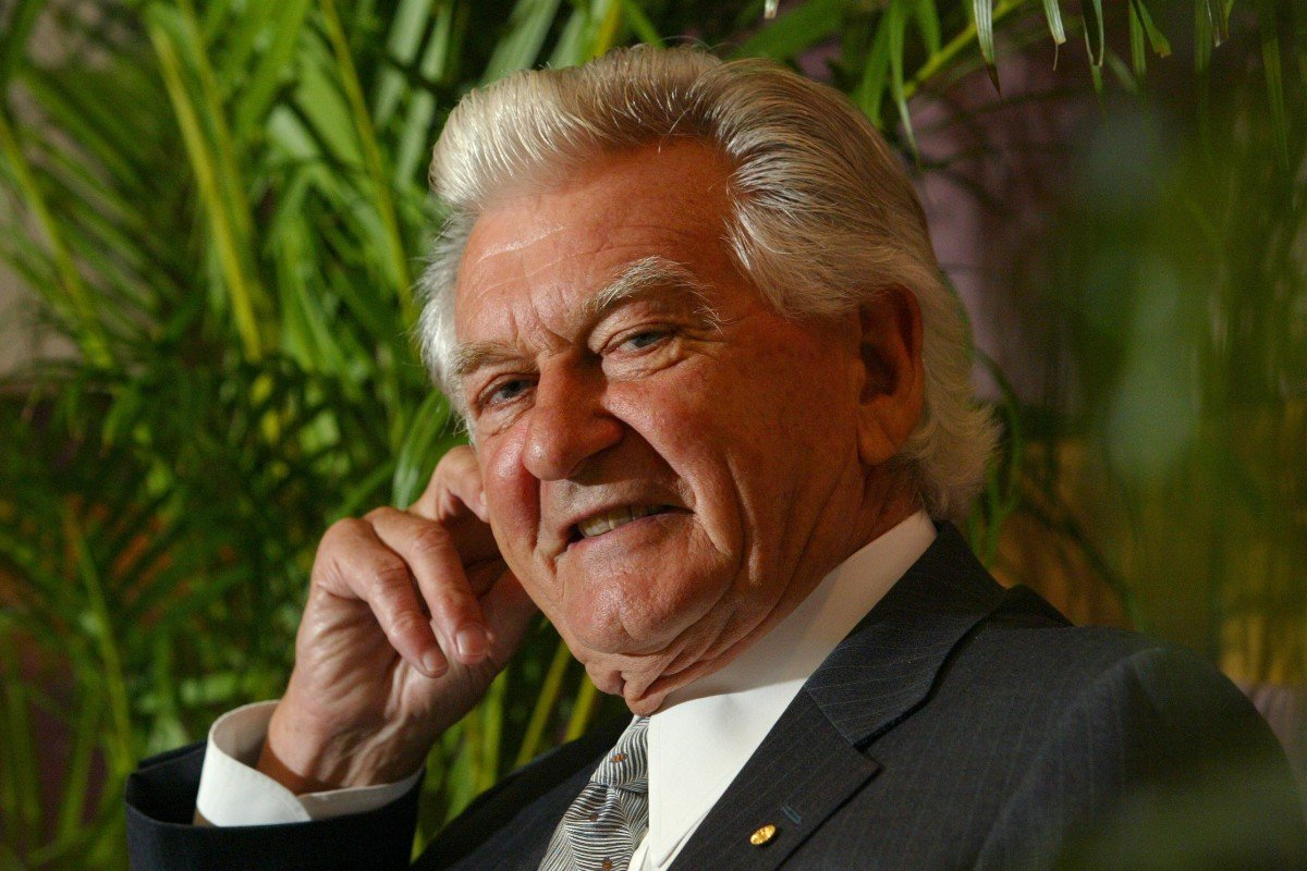 Image result for bob hawke as prime minister