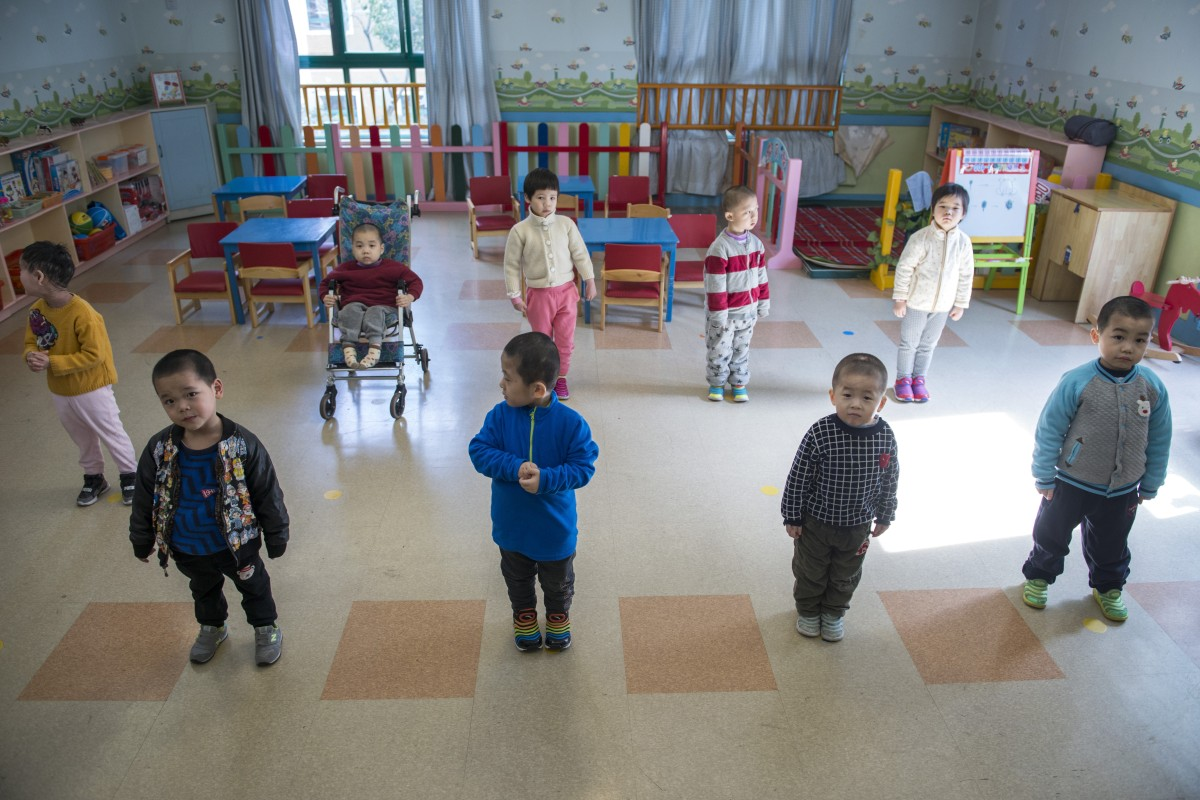 China's abandoned children: Shanghai orphanage shows how far care