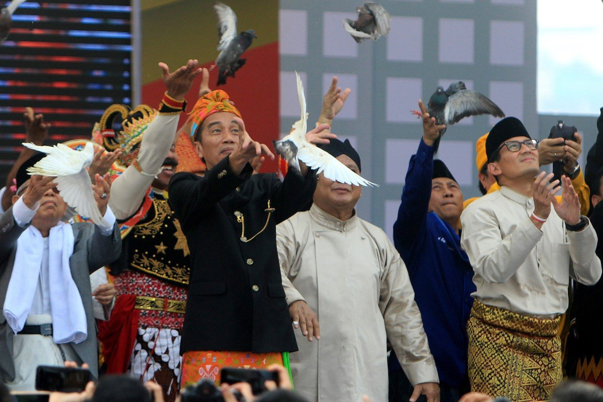 Indonesian President Jokowi's second term: free as a bird or a lame-duck president?
