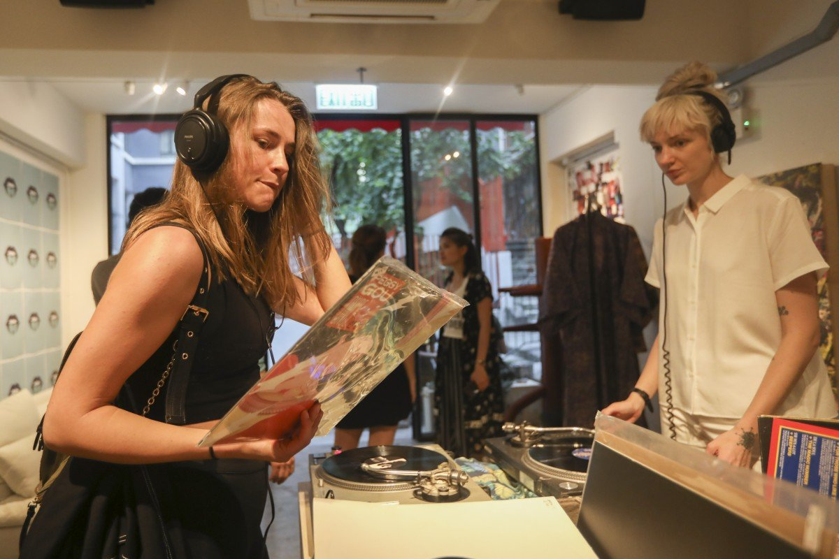 New Hong Kong vinyl store, The Pharmacy, puts records back in the groove