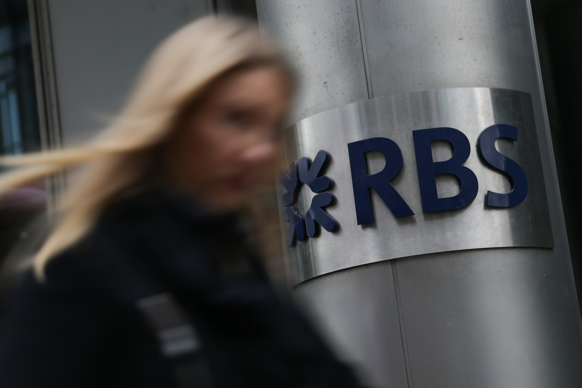 Royal Bank of Scotland | South China Morning Post