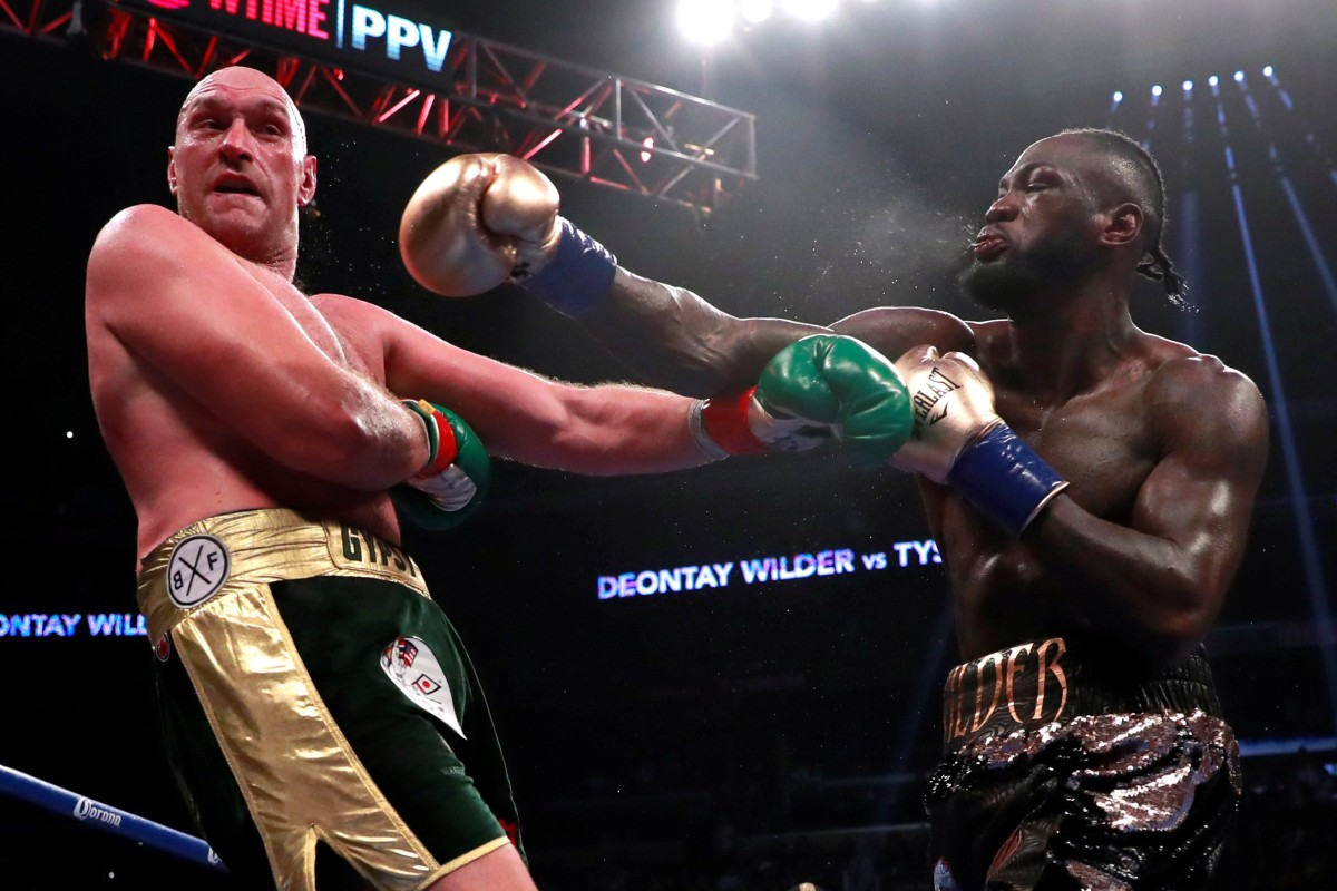 Deontay Wilder S Talk Of Wanting To Kill A Man In The Ring Is
