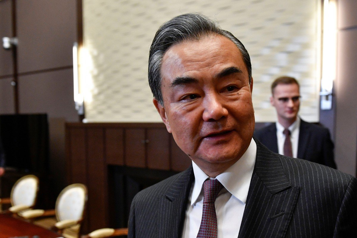 Foreign Minister Wang Yi said recent US actions had harmed China's interests. Photo: Reuters
